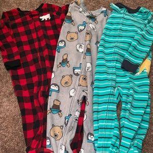 Warm Pajama Bundle